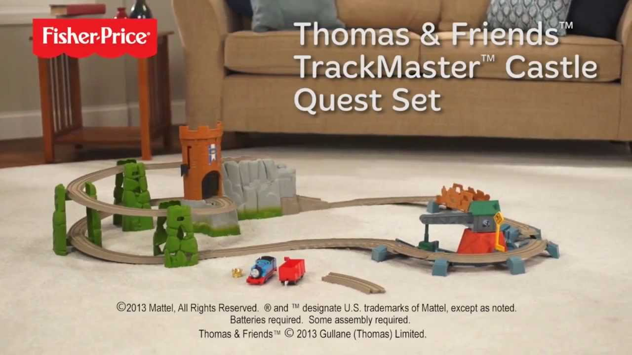 thomas close call cliff set instructions