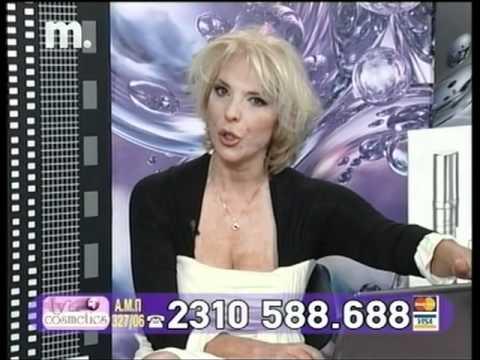 Μίνα Κονδύλη - Μακεδονία TV (18/12/2010)