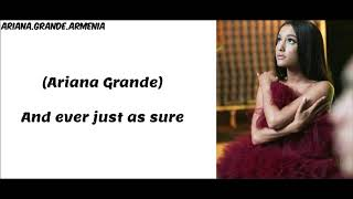 Ariana Grande & John Legend – Beauty And The Beast (Lyrics & Pictures)