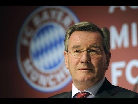 Karl Hopfner neuer Präsident des FC Bayern