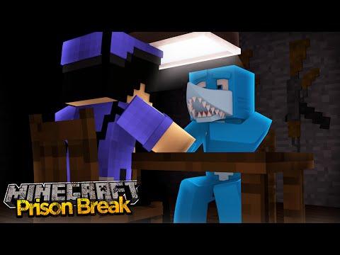 Minecraft PRISON BREAK - FIRST DAY IN THE NEW PRISON!!