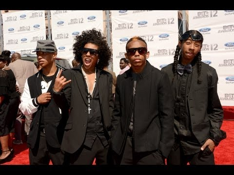 Mindless Behavior Wins Big at 2012 BET Awards
