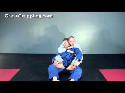 Back Control Submission Basic Lapel Choke.mov Image 1