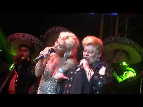 Marisela y Paquita la del Barrio Juntas en Concierto en Guadalajara