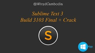 download lagu How To Download Sublime Text 3 Build 3103 Full gratis