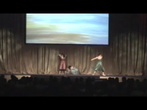 shelter – contemporary christian dance