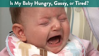 Is My Baby Hungry, Gassy, or Tired? | CloudMom