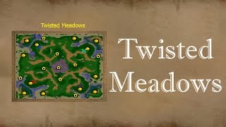 """Twisted Meadows"" (tricks and secrets of the maps)"