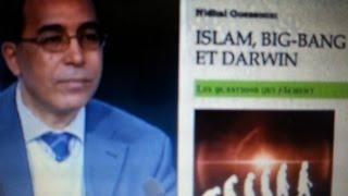 """حوار مع نضال قسوم ـ  مؤلف كتاب """"الإسلام، الإنفجار العظيم وداروين"""""""