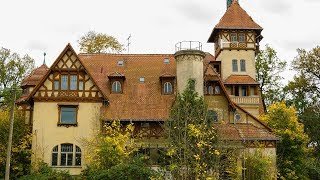 Found Mystic Abandoned Castle Hidden in the Woods - Urbex Lost Places Germany