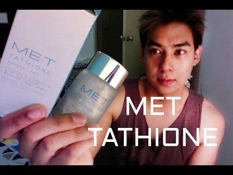 Met tathione Glutathione Review (Metathione + Algatrium )