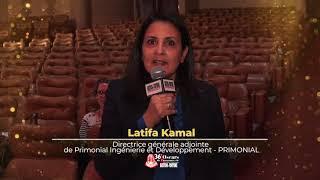 Les Oscars de l'assurance vie de la retraite et de la prévoyance 2021   Primonial Serenipierre