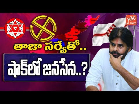 National Media Shocking Survey To Janasena Party | Pawan Kalyan | AP Elections 2019 | YOYO AP Times
