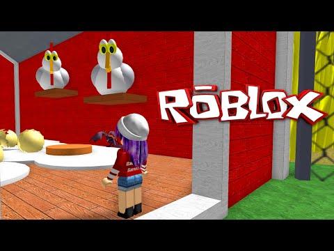 ROBLOX ESCAPE THE EVIL FARM OBBY | RADIOJH GAMES