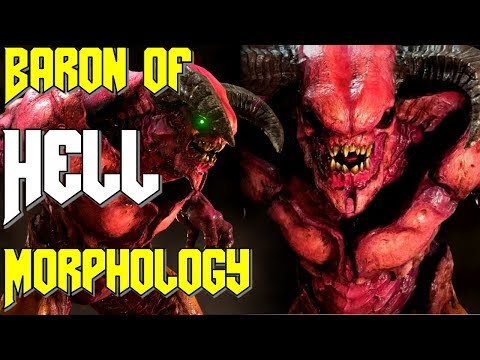 Baron of Doom Explained | vs knight, Lore, Morphology, Glory and Fight | Doom 2016 and Eternal