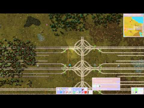 Let's Play Factorio Season 1 Episode 104: Iron Furnaces and the Doom Song