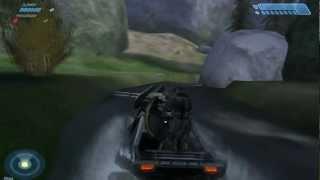 GamePlay Français Halo 1 Combat Evolved Mission 2 + Mission 3 [2]