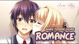 Top 15 Anime Romance [BEST ANIME]
