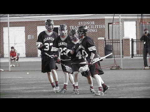Roanoke vs. Lynchburg - Prodigy Launch College Lacrosse Highlights