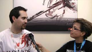 GamesCom 2011_ Guild Wars 2 Video Interview