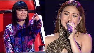 Famous People Reacting to Morissette Amon!!!!
