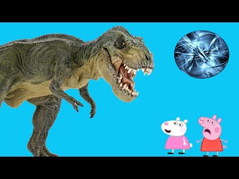 Пеппа новый мультик мир ужасных динозавров! Свинка Пеппа мультик для детей на русском около 10 минут