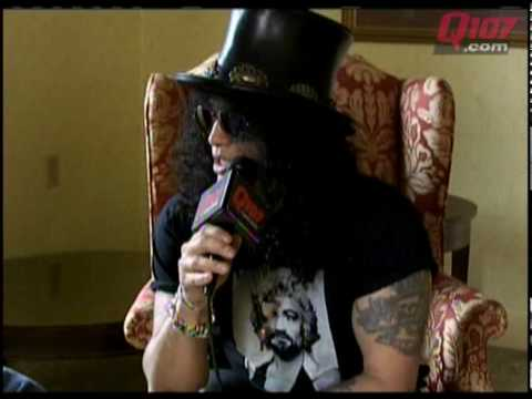 Kim Mitchell interviews Slash - part 2 of 3