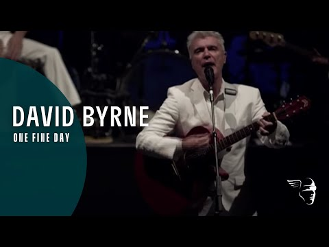 David Byrne - One Fine Day