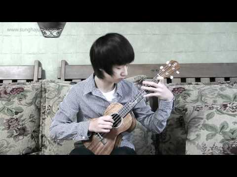(Jason Mraz) I'm Yours - Sungha Jung (Ukulele)