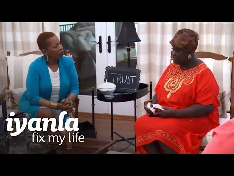 Why Iyanla Believes Secrets Are Killing the Pace Sisters - Iyanla Fix My Life - OWN
