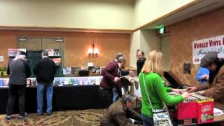 Eugene 25th Annual Record Convention