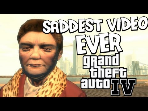 Grannys Last Thoughts...(saddest Video You Will Ever Watch) (gta Iv Machinima) video