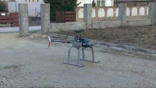 Vario XLC Carrier RC Helicopter with Helicommand Profi 1.