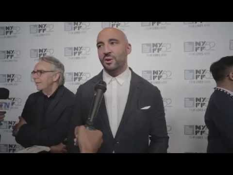 "NYFF52 ""'71"" Red Carpet 