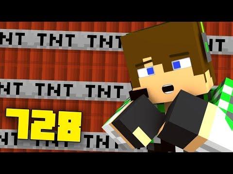 Minecraft ITA - #728 - IL BUNKER DELLA TNT