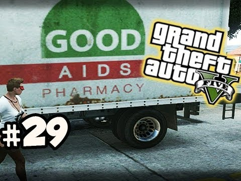 GOOD AIDS SERVICE - Grand Theft Auto 5 VALENTINE'S DAY ONLINE w/ Nova Kevin & Immortal Ep.29