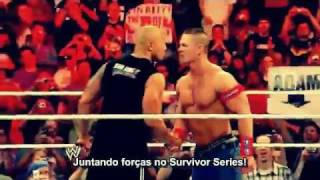 WWE Survivor Series 2011 Promo Legendado [PT-BR].mp4