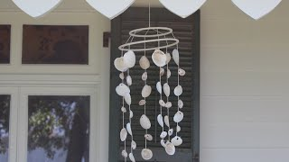 DIY Home Decor: Wind Chime