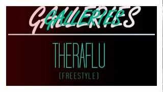 Watch Chris Brown Theraflu Freestyle video