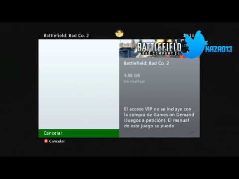 battlefield bad company 2 Gratis xbox 360 4/oct/14