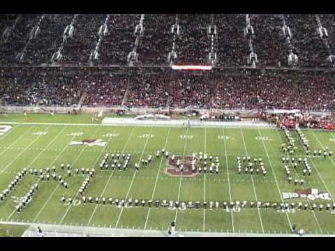 Cal Band- Big Game Video Game Show 2007