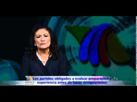 Cuestión de Género AZTECA Barra de Opinion