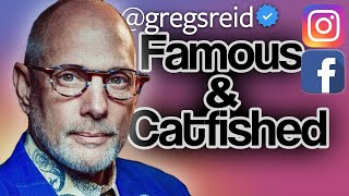 Famous & Catfished - Greg S Reid was involved in a Romance Scam