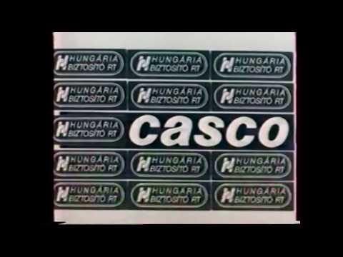 Gálvölgyi- Hungária Casco