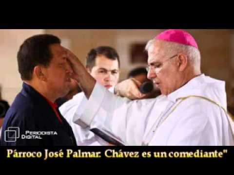 PD entrevista a José Palmar, párroco venezolano opositor a Hugo Chávez