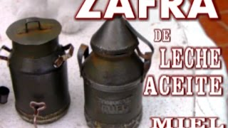 COMO HACER UNA ZAFRA O CANTARA DE ACEITE, reciclando- HOW TO MAKE MINIATURE PITCHER