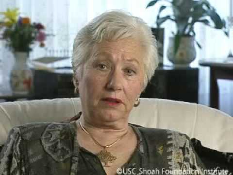 Holocaust Survivor Rene Firestone Testimony