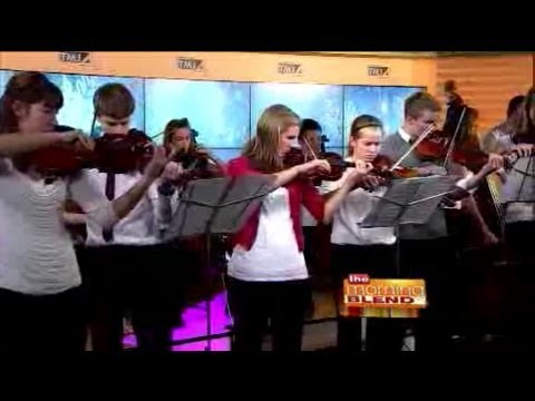 Luther Preparatory School String Ensemble (Part II)