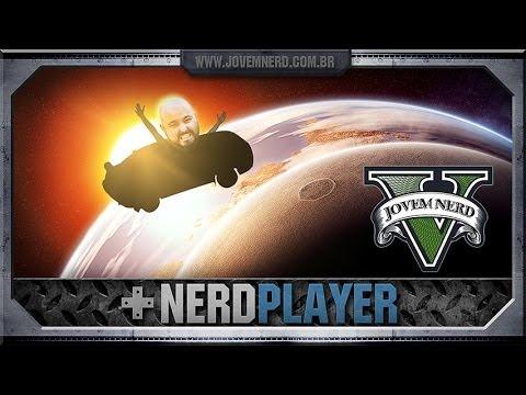 GTA V - Salto único perfeito! Ou não...   NerdPlayer 106