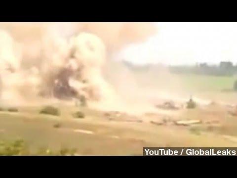 Russia Might Be Firing Artillery Into Ukraine